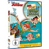DVD Jake und die Nimmerland Piraten: Peter Pans Rückkehr
