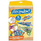 Artzooka! Papierflieger basteln