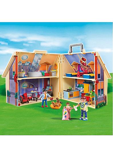 PLAYMOBIL® 5167 Neues Mitnehm-Puppenhaus (Aktionsartikel)