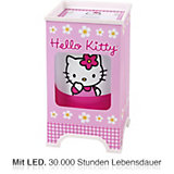 LED Nachttischlampe Hello Kitty, rosa