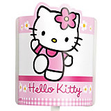 LED Wandlampe Hello Kitty, rosa