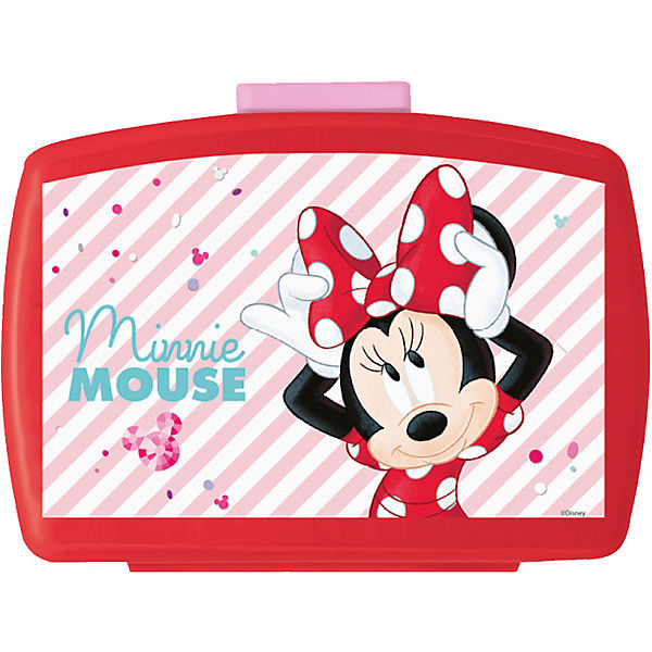 Premium Brotdose Minnie Mouse