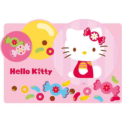 Platzset Hello Kitty Jelly Beans
