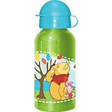 Alu-Trinkflasche Winnie the Pooh, 400 ml