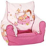 Sitzsack Spielzimmer, pink