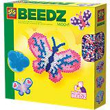 Creative Bügelperlenset Duft-Schmetterling