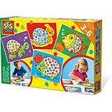 Creative 3-6 Lernkreativset Ich lerne Formen & Farben Mosaik