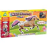 Sticky Mosaics Funkelnde Bilder Wildpferde