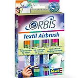 Orbis Textil Airbrush Farbpatronenset B