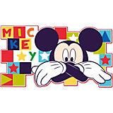 Wandsticker Mickey Mouse, Schaum