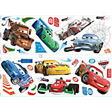 Wandsticker Cars 2, 32-tlg.