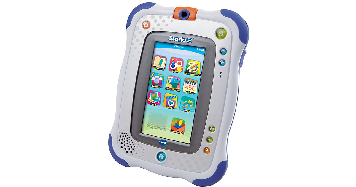 Vtech Storio 2 Lern-Tablet, blau