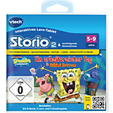 "Storio 2 & 3 Lernspiel ""SpongeBob Schwammkopf"""