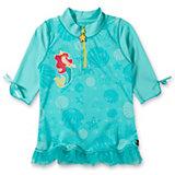 SWIMPY Kinder Schwimmshirt Arielle mit UV Schutz