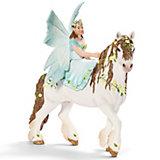 Schleich Elfen: 70452 Eyela zu Pferd