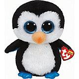 Beanie Boo Pinguin Waddles, 24 cm