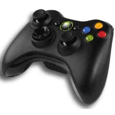 how to connect wireless microsoft controller to pc