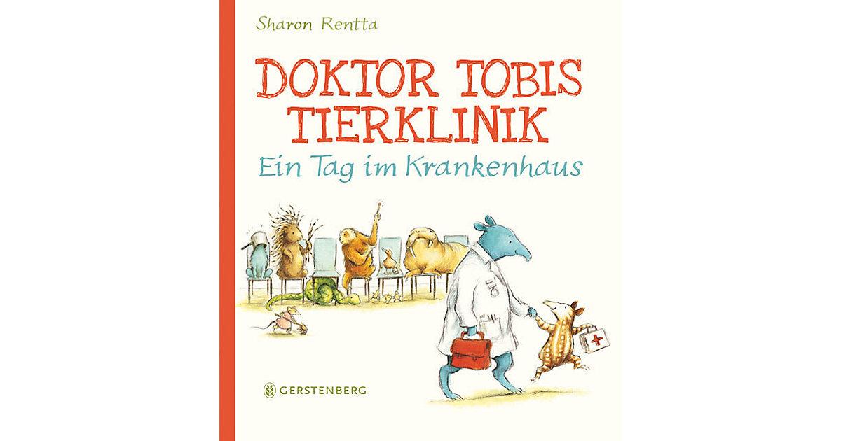 Buch - Doktor Tobis Tierklinik