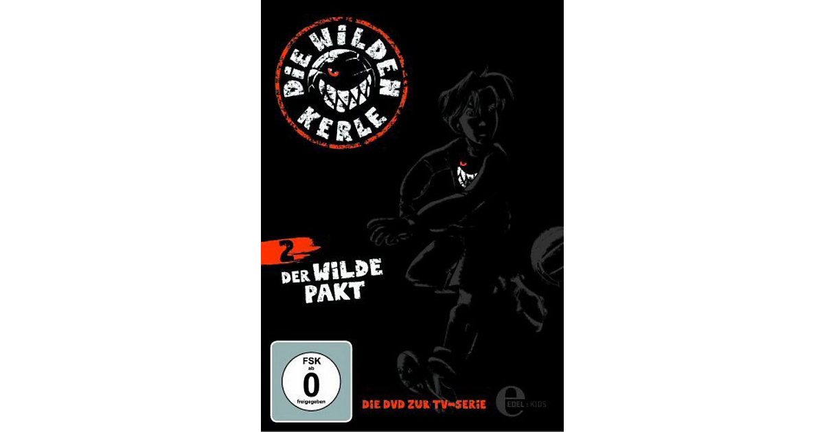 DVD Die wilden Kerle Vol. 2 - Der wilde Pakt, TV Serie