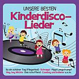 CD Unsere besten Kinderdisco-Lieder