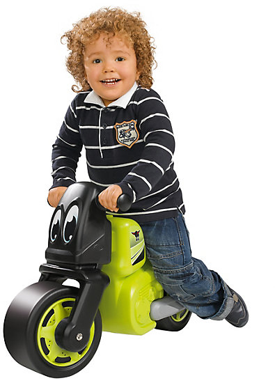 BIG Bike Racing, schwarz-grün