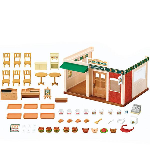 "Набор ""Ресторан ""Гамбургер"" Sylvanian Families"