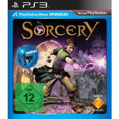 PS3 Sorcery (Move)