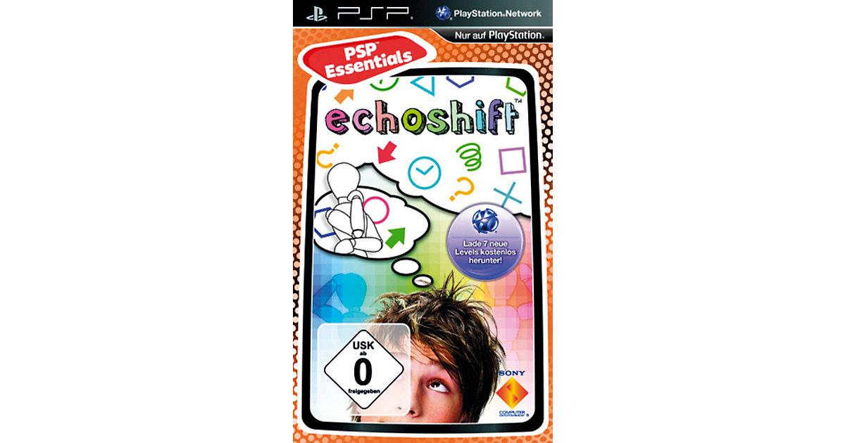 PSP Echoshift - Essentials