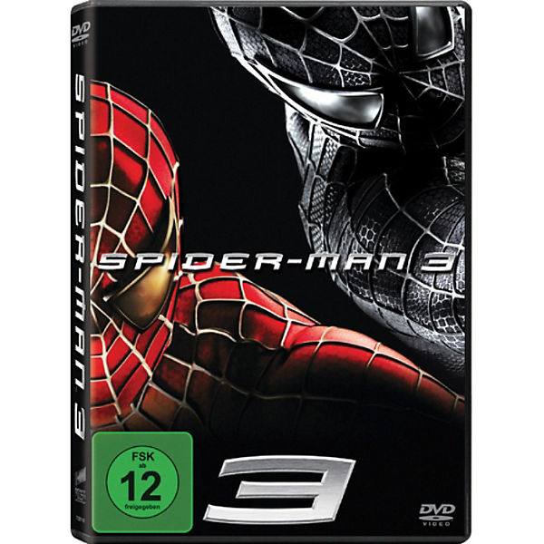 DVD Spider-Man 3