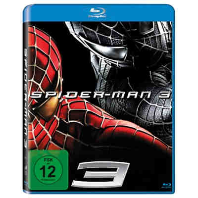 BLU-RAY Spider-Man 3
