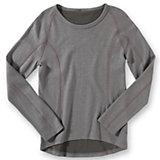 SCHIESSER langes Unterhemd Thermo Light für Mädchen