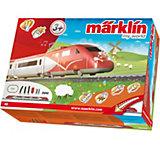 Märklin my world -  29202 Startpackung Belgischer Hochgeschwindigkeitszug mit Batterieantrieb und Magnetkupplung