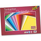 Tonkarton-Set 35 x 50 cm, 25 Bogen