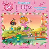 CD Prinzessin Lillifee - 01: Hörspiel zur TV-Serie