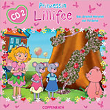 CD Prinzessin Lillifee - 02: Hörspiel zur TV-Serie