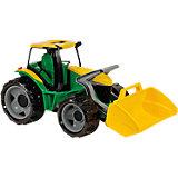 Starke Riesen - Traktor mit Frontlader, 62 cm