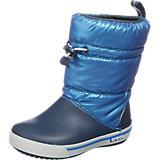 Crocband Iridescent Gust Boot Kinder Winterstiefel