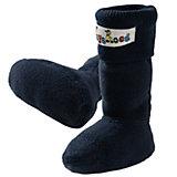 PLAYSHOES Kinder Fleece-Stiefel-Socke