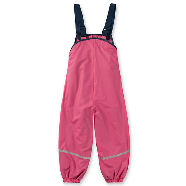 PLAYSHOES Kinder Fleece-Trägerhose