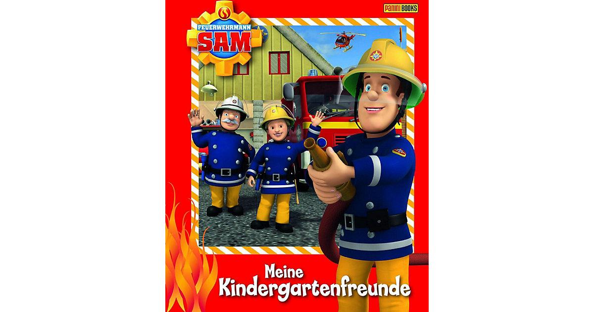 Buch - Feuerwehrmann Sam: Kindergartenfreundebuch
