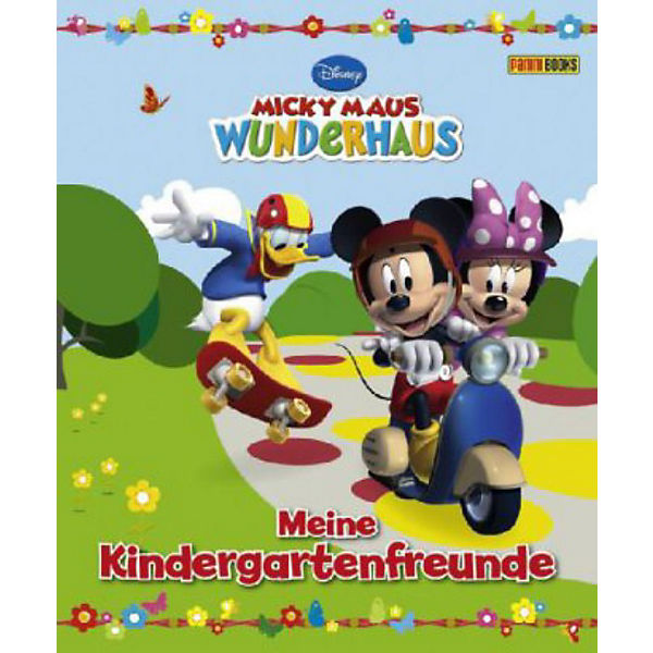 micky maus wunderhaus meine kindergartenfreunde walt disney mytoys. Black Bedroom Furniture Sets. Home Design Ideas