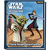 Star Wars The Clone Wars: Kindergartenfreundebuch