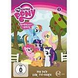 DVD My little Pony 1 - Ein Auftrag von Prinzessin Celestia