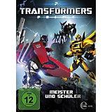 DVD Transformers Prime - Folge 2- Meister und Schüler