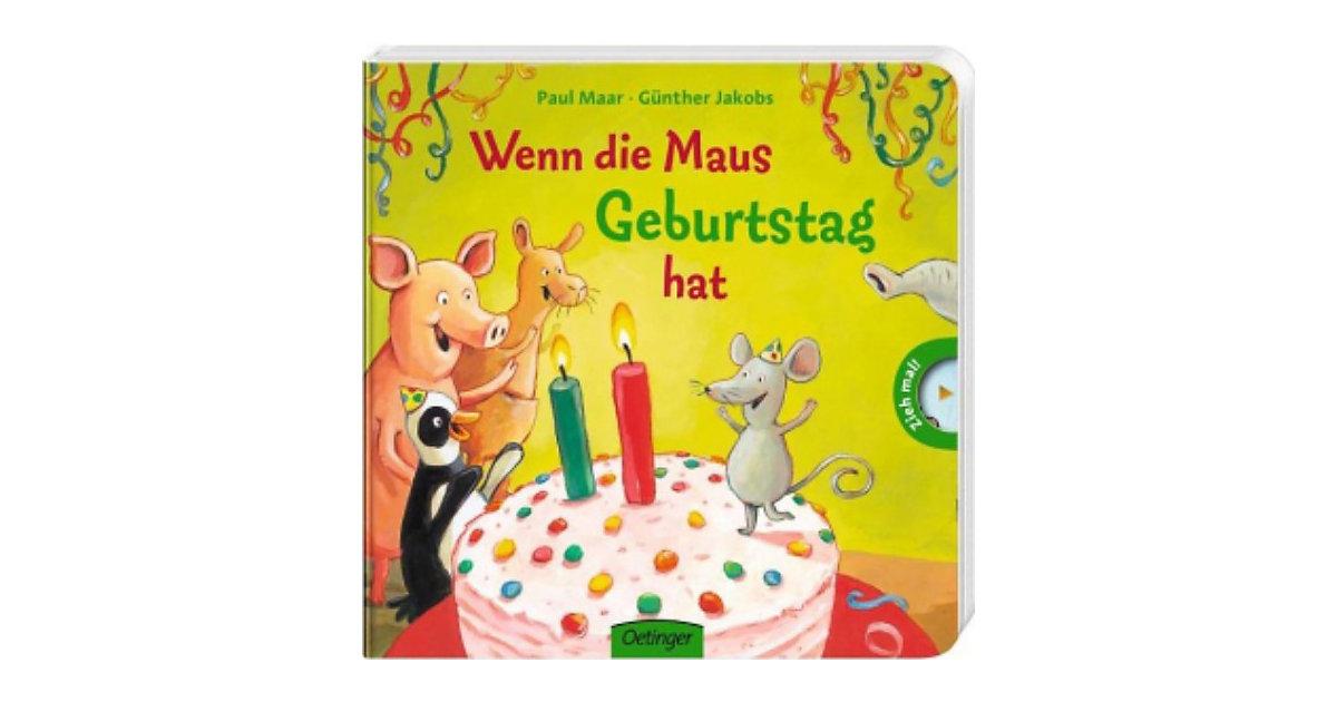 Buch - Wenn die Maus Geburtstag hat