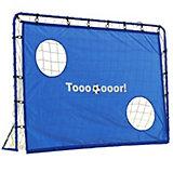 Fußballtor Kick It mit Torwand, 213 cm
