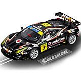 """CARRERA DIGITAL 132 30607 Auto Ferrari 458 Italia GT2 """"No. 7"""" GT Open 2011"""