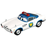 "CARRERA GO!!! 61251 Car Disney Pixar Cars ""Security Finn McMissile"""