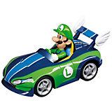 CARRERA GO!!! 61260 Car Mario Kart Wii Wild Wing +Luigi