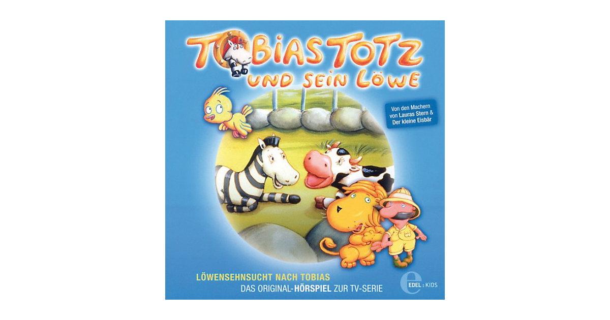 CD Tobias Totz - Folge 1 - Löwensehnsucht nach ...